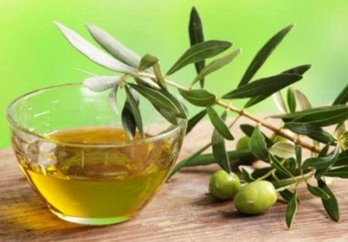 Traiter les infections cutanées avec des feuilles d'olivier.