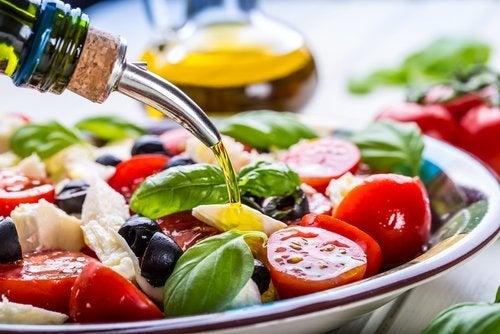 7 mélanges d'aliments alcalins à consommer 7 jours/7