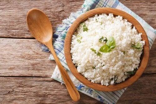 Quel est le type de riz le plus recommandé pendant un régime ?