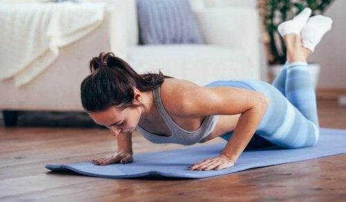 Routine d'exercices pour tonifier vos bras