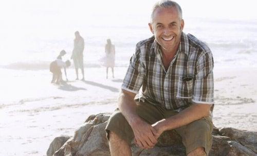 Atteindre un âge avancé en bonne santé