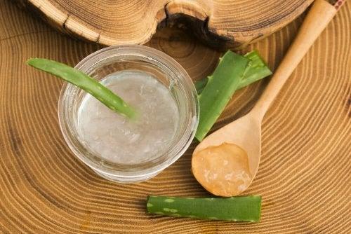 bienfaits du gel d'aloe vera pour votre peau