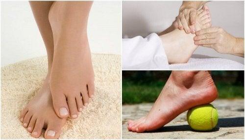 7 astuces pour dire adieu au gonflement des pieds