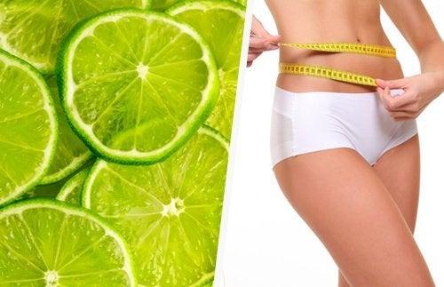 le citron pour la perte de poids