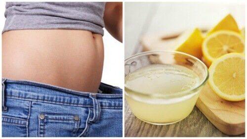 Les bienfaits du citron pour la perte de poids