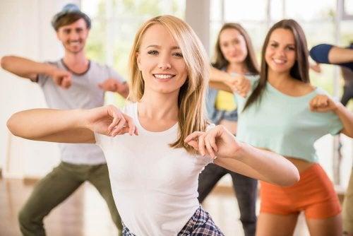Les bénéfices de la danse pour la condition physique.