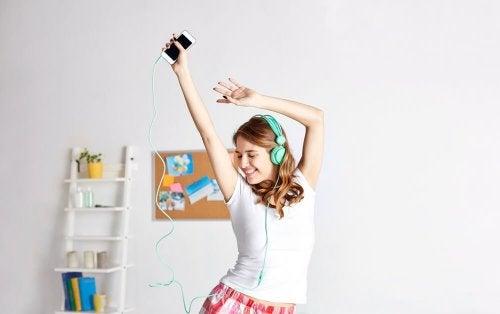 Les bénéfices de la danse pour éliminer les toxines.