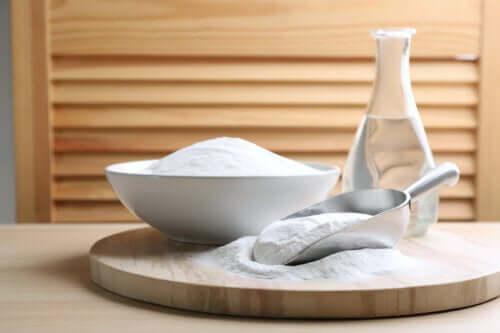Du bicarbonate de soude pour perdre du poids