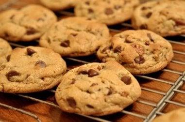 Biscuits aux pépites de chocolat faits maison