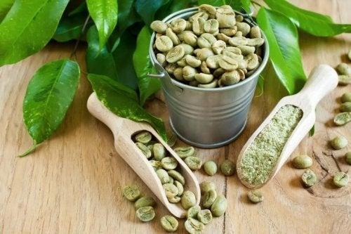 Café vert : un allié minceur