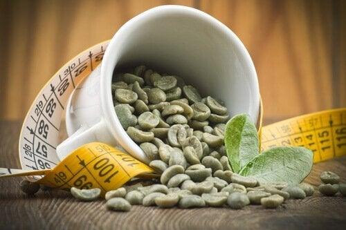 Le café vert est un allié minceur.