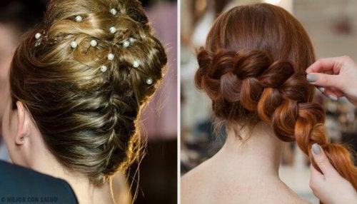 Les meilleures coiffures pour mariée
