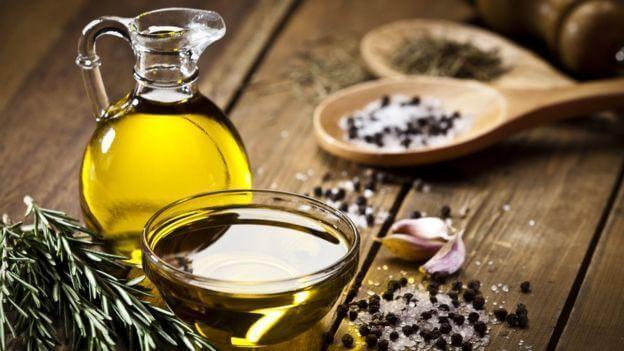 L'huile d'olive augmente la concentration.