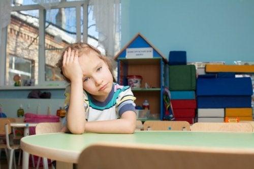gestion du stress pour éliminer les pellicules chez les enfants