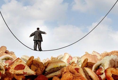 Comment surmonter la dépendance à la nourriture pour commencer un régime