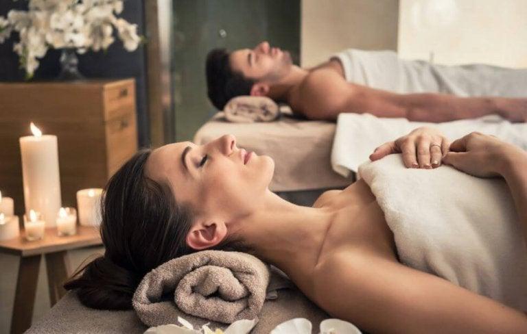 Les 6 bienfaits d'une journée au spa