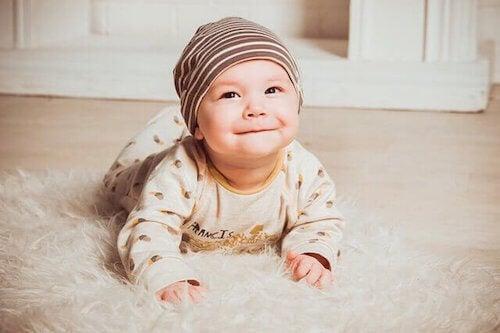 photographies de la croissance de votre bébé
