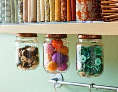 décorer votre maison avec des boites