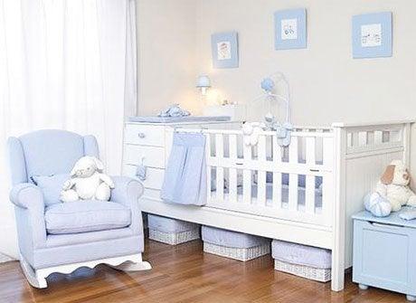 décorer la chambre de bébé avec de belles histoires