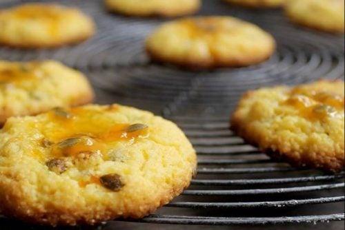 Biscuits à la noix de coco et aux amandes : une recette saine et rapide