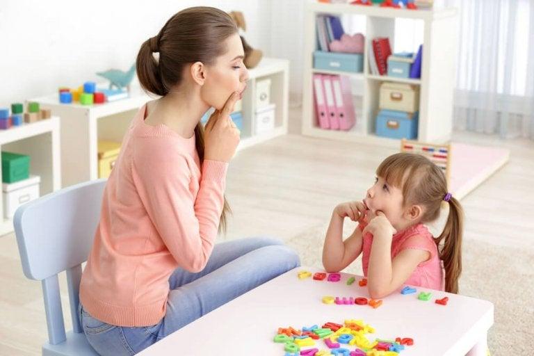 6 exercices pour aider les enfants ayant des problèmes de langage