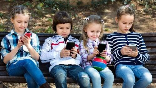 Les enfants du 21ème siècle et les nouvelles technologies