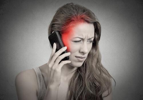 les effets négatifs du téléphone portable