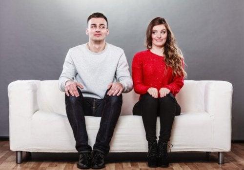 pour apprendre à être patient avec votre conjoint, tenez compte de ses sentiments