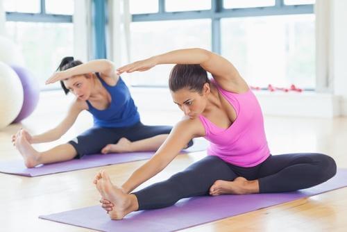 les exercices facilitent la flexibilité et la qualité de vie