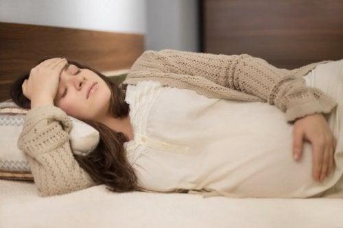 problèmes de santé pendant la grossesse