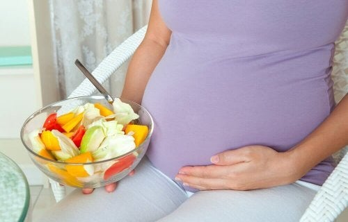 Quelques conseils sur l'alimentation pendant les premiers mois de grossesse