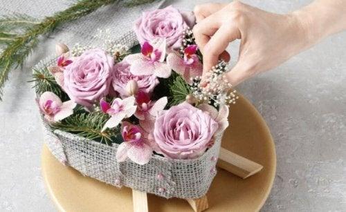 5 façons différentes de faire des fleurs artificielles