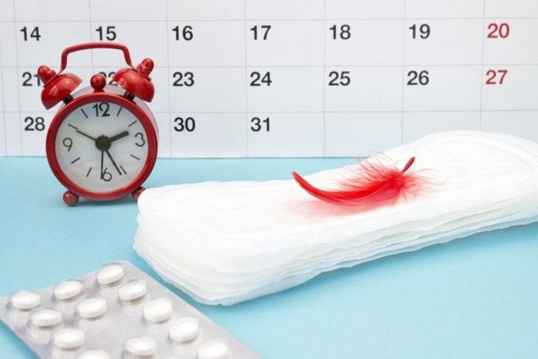 4 conseils pour réduire le flux menstruel