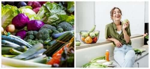 6 grands bienfaits de consommer des fruits et des légumes tous les jours