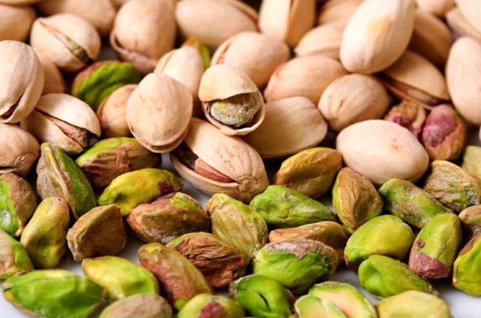 Les bienfaits des fruits secs : les pistaches.