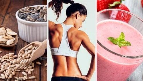 Gagner du muscle avec ce régime végan