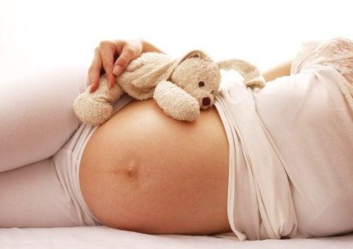 neuvième mois : bientôt l'accouchement