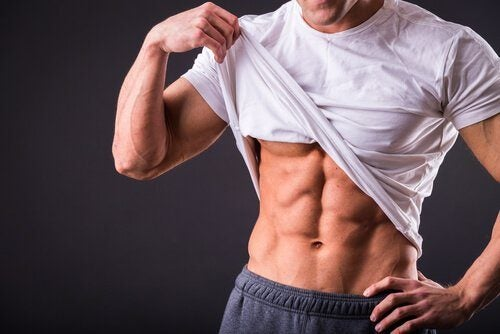 hypertrophie musculaire : bonne alimentation et repos