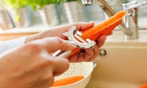 Inclure la carotte pour la santé des os.