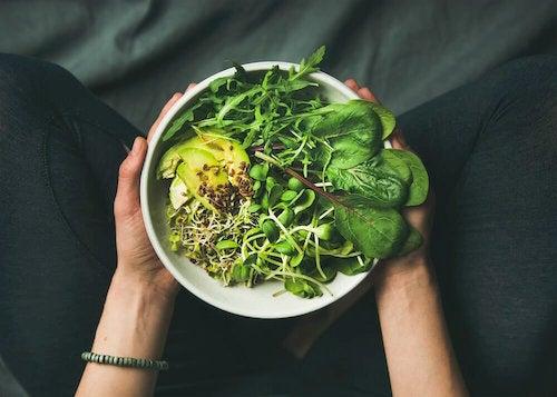 les légumes dans les régimes coréens