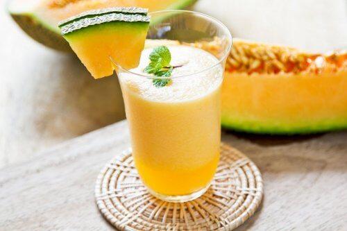 Comment élaborer le jus pour mincir au melon et au kiwi