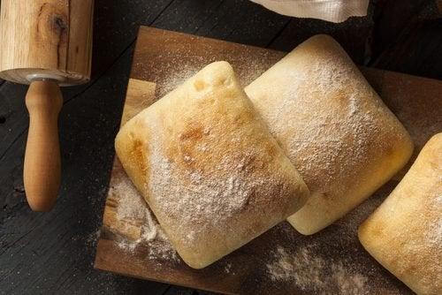 manger du pain complet