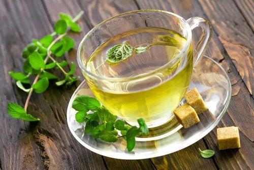 Thé à la menthe, un excellent allié pour votre régime