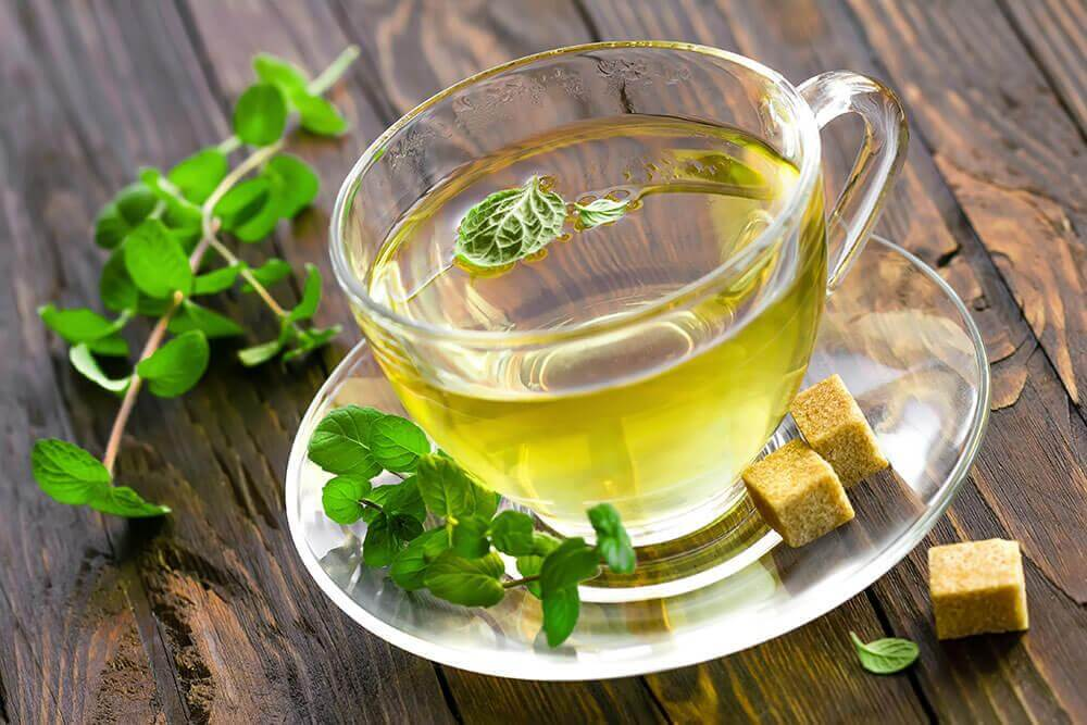 Thé à la menthe, l'un des meilleurs alliés de votre régime