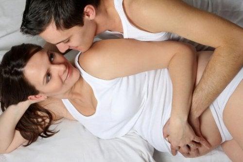 Maladies sexuellement transmissibles pendant la grossesse