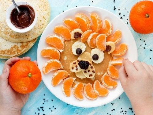 les habitudes et les aliments pour combattre l'obésité : régime chez les enfants