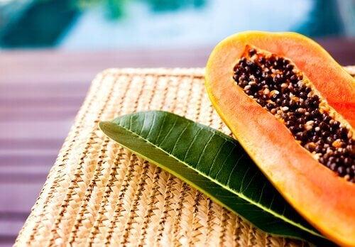 Découvrez l'utilisation des graines de papaye