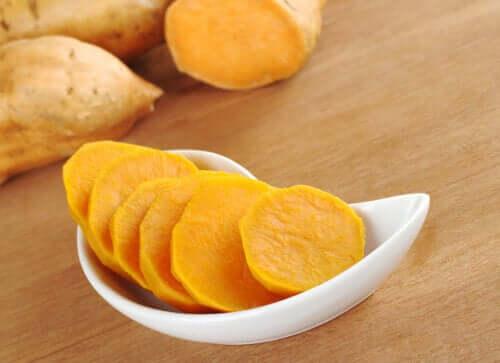 7 propriétés de la patate douce