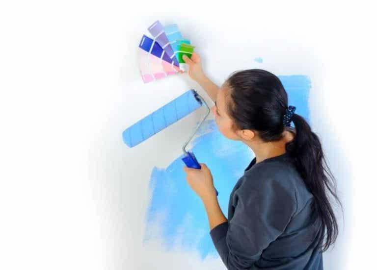 3 techniques pour peindre les murs de votre maison