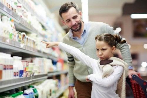les parents du XXIè siècle cèdent aux caprices de leurs enfants